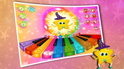 download Twinkle Twinkle Little Stars - Animated Musical Nursery Piano for Kids apps 0