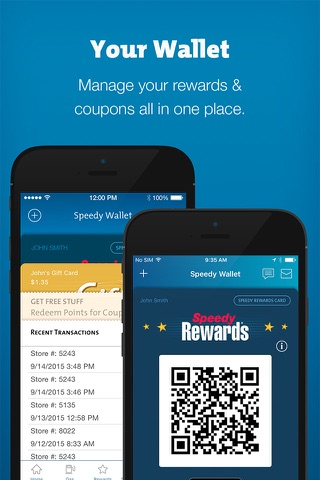 Speedway Fuel & Speedy Rewards screenshot 3