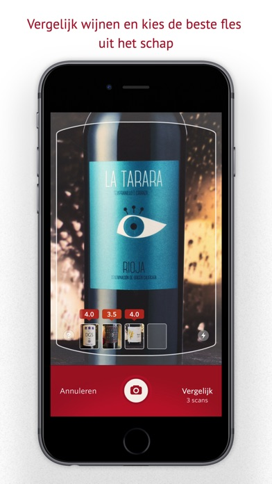 Download Vivino Wine Scanner App