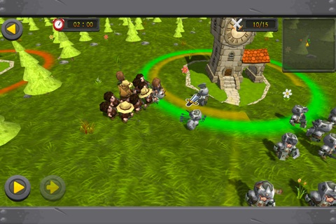 Rise of Kingdoms - Defend of the Isles screenshot 4