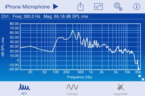 SignalScope screenshot 1
