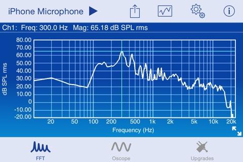 SignalScope screenshot 1