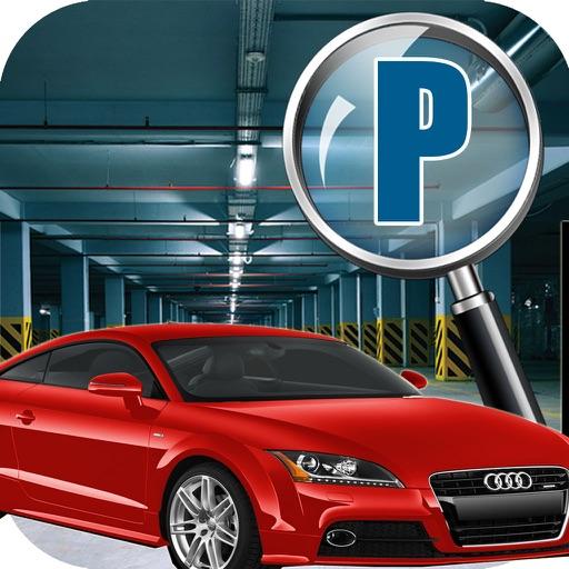 Free Hidden Objects:Parking Lot Hidden Objects iOS App