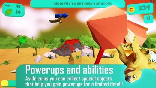 Floaties: Endless Adventure Screenshot