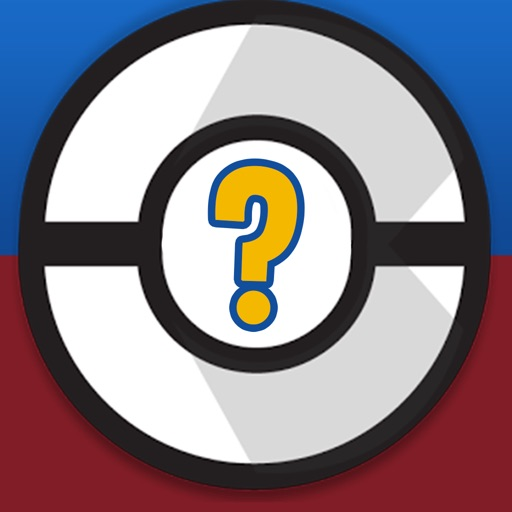 Guess The Character Quiz - Pokémon Edition iOS App