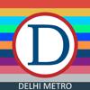 Delhi Metro Route Planner Map