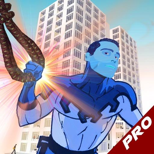 Bluehero In The City games PRO iOS App