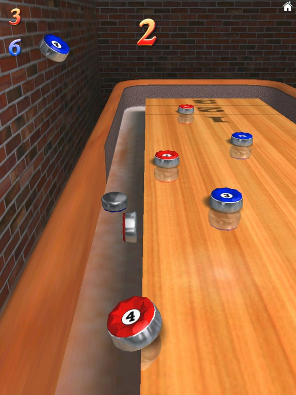 Screenshot #3 for 10 Pin Shuffle Pro Bowling