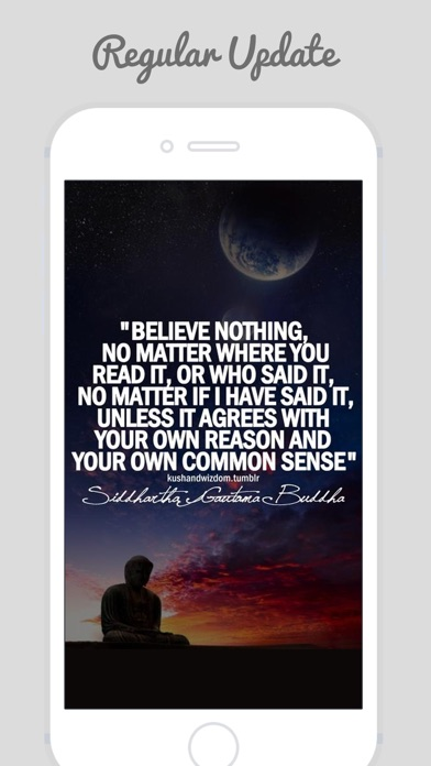FREE Buddha Quote For Success | HD Quote Pictures screenshot two