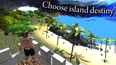 Survival Island Online MMO Screenshot on iOS