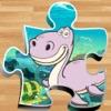 Dinosaur Jigsaw Puzzle - Magic Board Fun for Kids