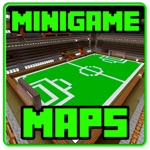 Games Maps for MINECRAFT PE ( Pocket Edition )