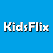 KidsFlix Free - Safe videos, songs, cartoons, and playlists for kids YouTube edition icon