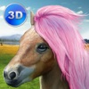 Pony Survival Simulator 3D Full - Become a little horse, meet a lot of farm and magic animals!