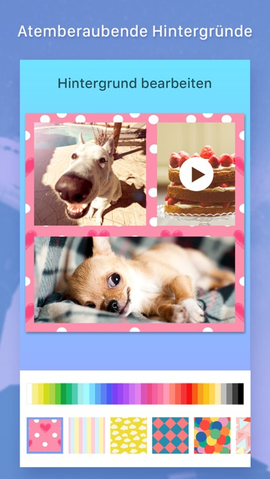 Screenshot for Photo & Video Collage Maker in Germany App Store