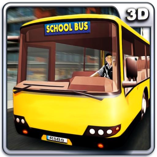 Real School Bus Simulator – Steer heavy vehicle iOS App