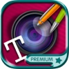 Draw & Write Photos - Premium