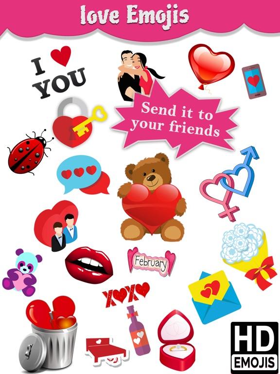 Love Emoji Icons & Romantic Emoticons on the App Store
