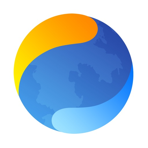 Mercury Web Browser - with powerful Ad Block extensions iOS App