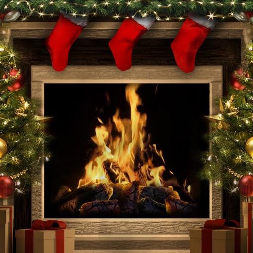 Amazing Christmas Fireplaces iOS App