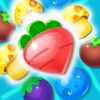 Farm Fruits Mania Bubble- Popular fruits or candy time killer casual game fight fruits mania