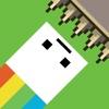 Dual Rush - Quick Response Independent Pixel Game, Enjoy The Mega Pixel Hero With Endless Run
