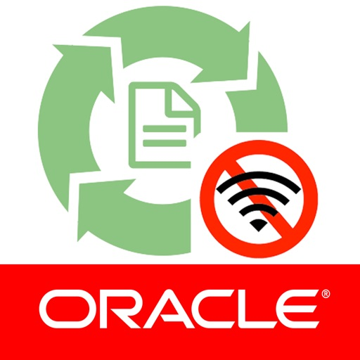 Manage My Work Orders Disconnected Smartphone for JD Edwards EnterpriseOne