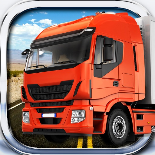 3D Trucker -Driving and Parking Simulator 2016