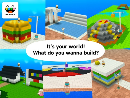 Screenshot #5 for Toca Builders