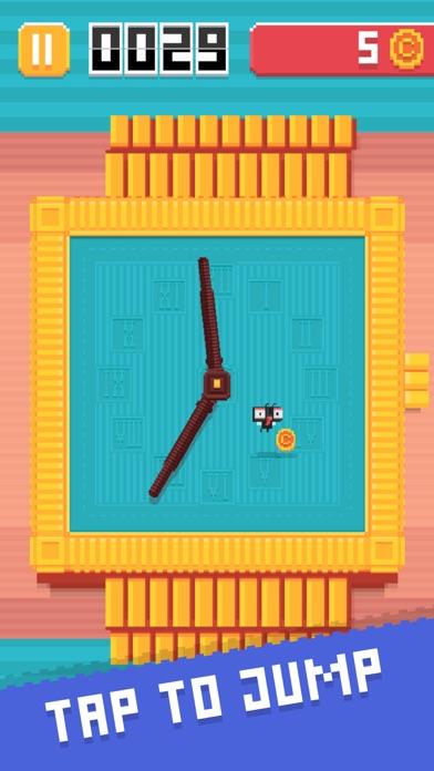 Fly O'Clock - Endless Jumper Survival Screenshot