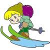 Kids Coloring Book - Cute Cartoon 4