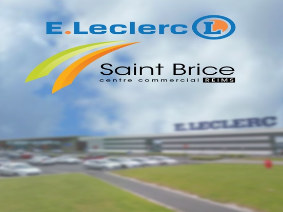 E leclerc saint brice app insight download for Leclerc st brice courcelles horaires