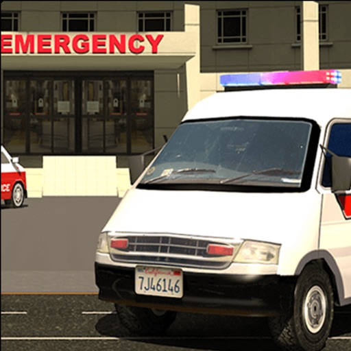 Ambulance Simulator 2016 iOS App