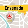 Ensenada Offline Map Navigator and Guide