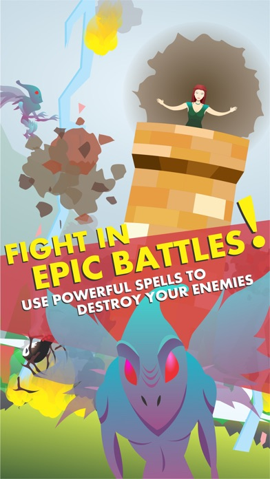 Tide of Dragons - Magic Tower Defense Screenshots