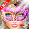 New Year Masquerade Makeover - Winter Party Beauty Queen
