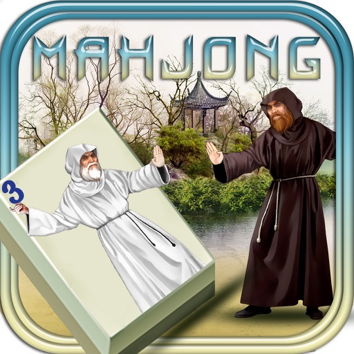 Mahjong Yin and Yang - Beijing Monks Premium