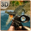 Crocodile Hunter Simulator 3D – kill deadly predator in this shooting simulation game