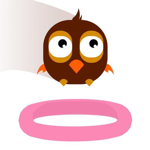 Jump Bird: hOP hOP hOP iOS App