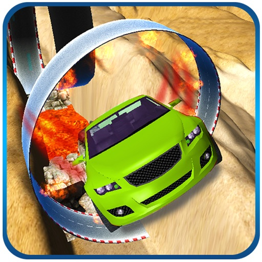 Crazy Car Stunts 2016: City and Off-road Nitro Sports Cars Stunt Jumping and Racing Game iOS App