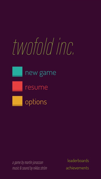 Screenshot for twofold inc. in Australia App Store