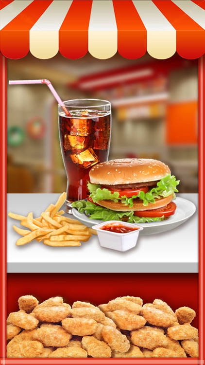 Fast Food Mania! - Cooking Games FREE by Food Maker Inc.
