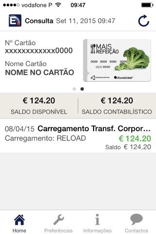 MyEdenred Portugal screenshot 3
