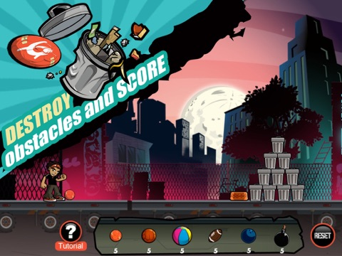 Screenshots of Street Gol Gold Edition for iPad