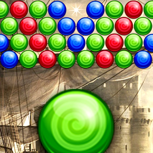 Pirates Bubble Shooter - Poppers Ball Mania iOS App