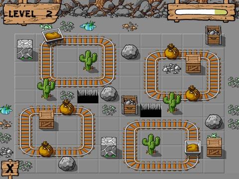 Rail Shuffle Screenshot