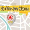Isle of Pines (New Caledonia) Offline Map Navigator and Guide