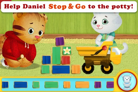 Daniel Tiger's Stop & Go Potty screenshot 3