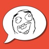 Rages Faces Free 2- iFunny Stickers for Whatsapp & Viber