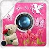 Love Stickers Photo Editor – Add Beautiful Effects And Edit Pictures With Romantic Free App For Girls